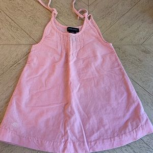 Ralph Lauren 9-12 m pink corduroy dress